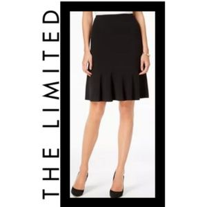 The Limited Pencil Skirt w/ Ruffle Mermaid Hem